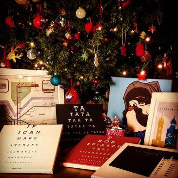 Kerstcadeautjes koop je bij Goliart.be