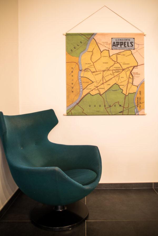 appels schoolkaart