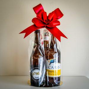 bierpakket 75 cl Orvelo Aymon Vicaris Tripel